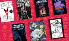 Actually-Scary Books Your Older Kids Will Need to Read With the Light On