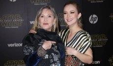 For Carrie Fisher's Birthday, Billie Lourd Sings in Honor of Her Mom
