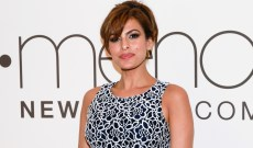 Eva Mendes Posting an Unflattering Selfie From Supercuts Makes Us Feel Seen