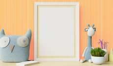 The Best Picture Frames for Displaying Your Child's Photos & Artwork