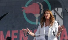 Women's March 2020: Jessica Biel, Caitlyn Jenner, and More Stars Show Their Support