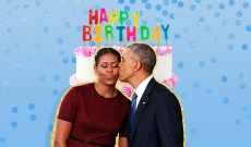 Barack Obama Always Wishes Wife Michelle a Happy Birthday in the Most Adorable Way