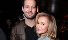 Hayden Panettiere's Boyfriend Was Arrested for Domestic Violence Again