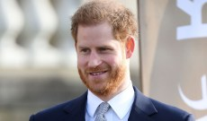 Prince Harry Would Like to Be 'Just Harry' Now, Please