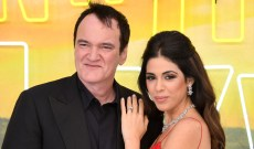 Quentin Tarantino and Wife Daniella Pick & All the Celebrities Who Had Babies in 2020