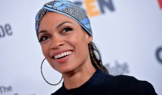 Was Rosario Dawson Ready to Come Out as Bisexual?