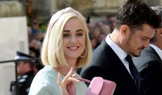 Katy Perry & Orlando Bloom Reveal Their Baby's Sex in the Sweetest, Messiest Way