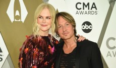 Nicole Kidman & Keith Urban #1 Quarantine Hack? Dance Parties