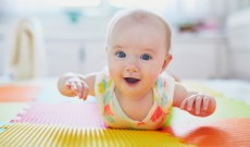 Cushioned Baby Crawling Mats That'll Keep Your Little One Safe