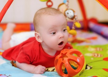 Interactive Baby Music Activity Gyms to Develop Fine Motor Skills