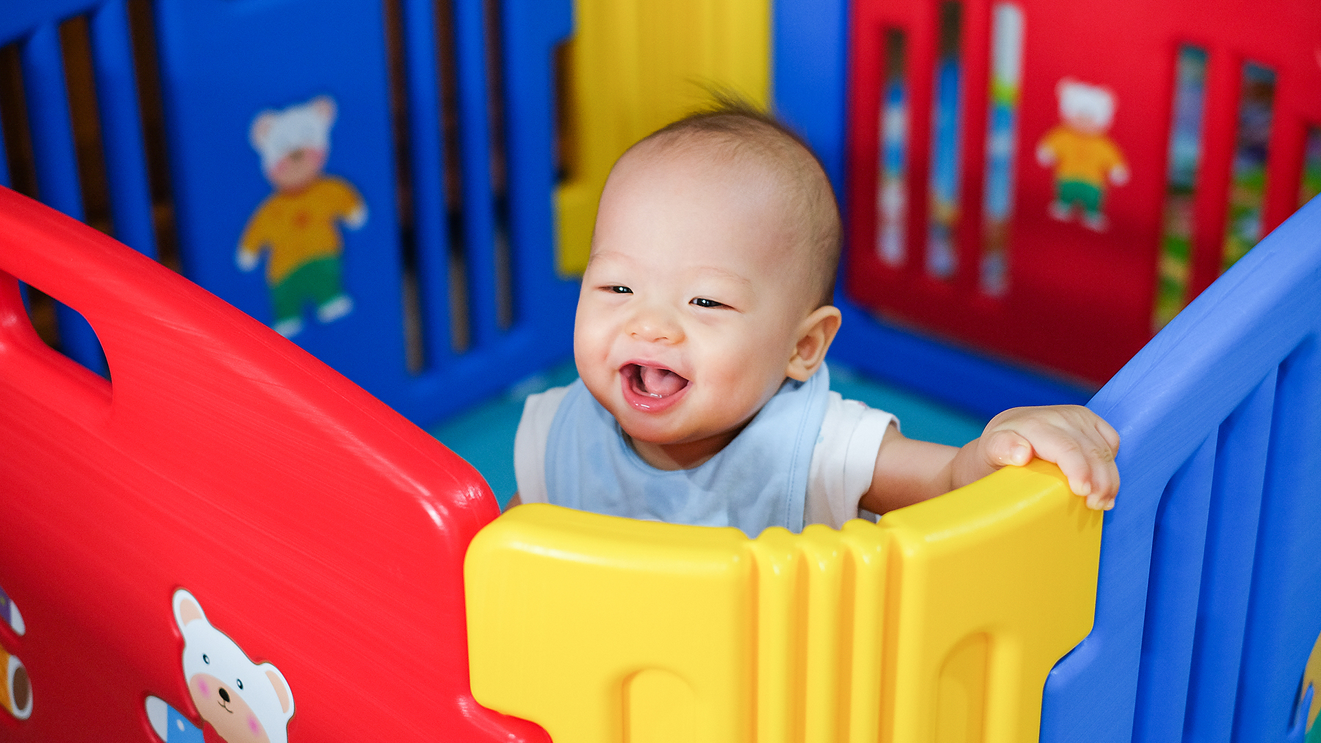 Cute Baby Playpens to Keep Them Safe & Secure