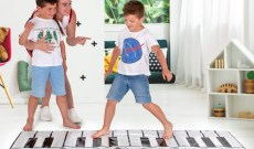 Piano Keyboard Play Mats That'll Make Learning about Music So Much Fun