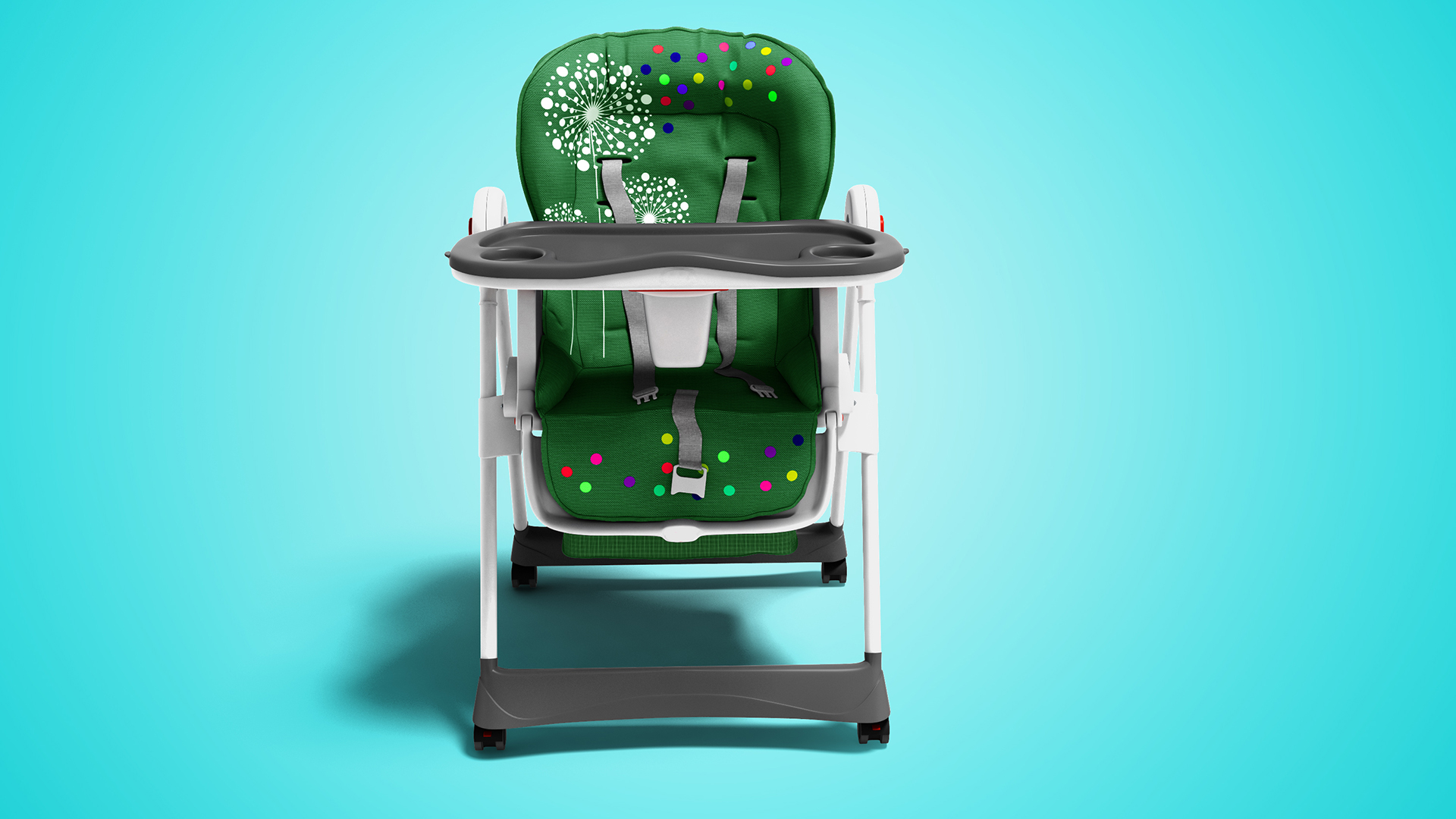 These Foldable High Chairs are a Game Changer When Eating Away From Home