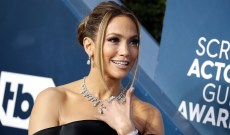 J.Lo Shares Super Bowl Halftime Show Throwback Video — & Encourages Fans to 'Celebrate by Getting LOUD' and Voting
