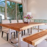 The Best Wooden Dining Benches That You Can Buy On Amazon Sheknows