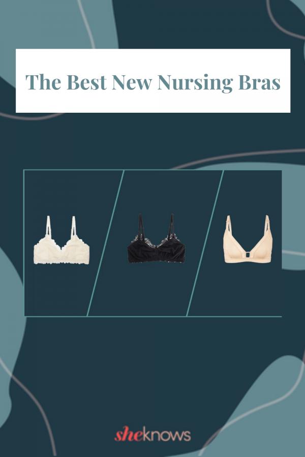 The Best New Nursing Bras