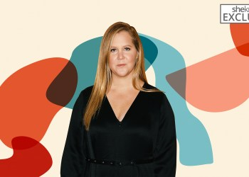 EXCLUSIVE: Amy Schumer's Baby Loves Tampons  & Reading the Newspaper By Himself