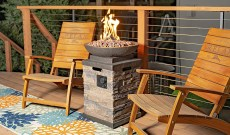 Outdoor Gas Fire Pits Are Backyard Must-Haves
