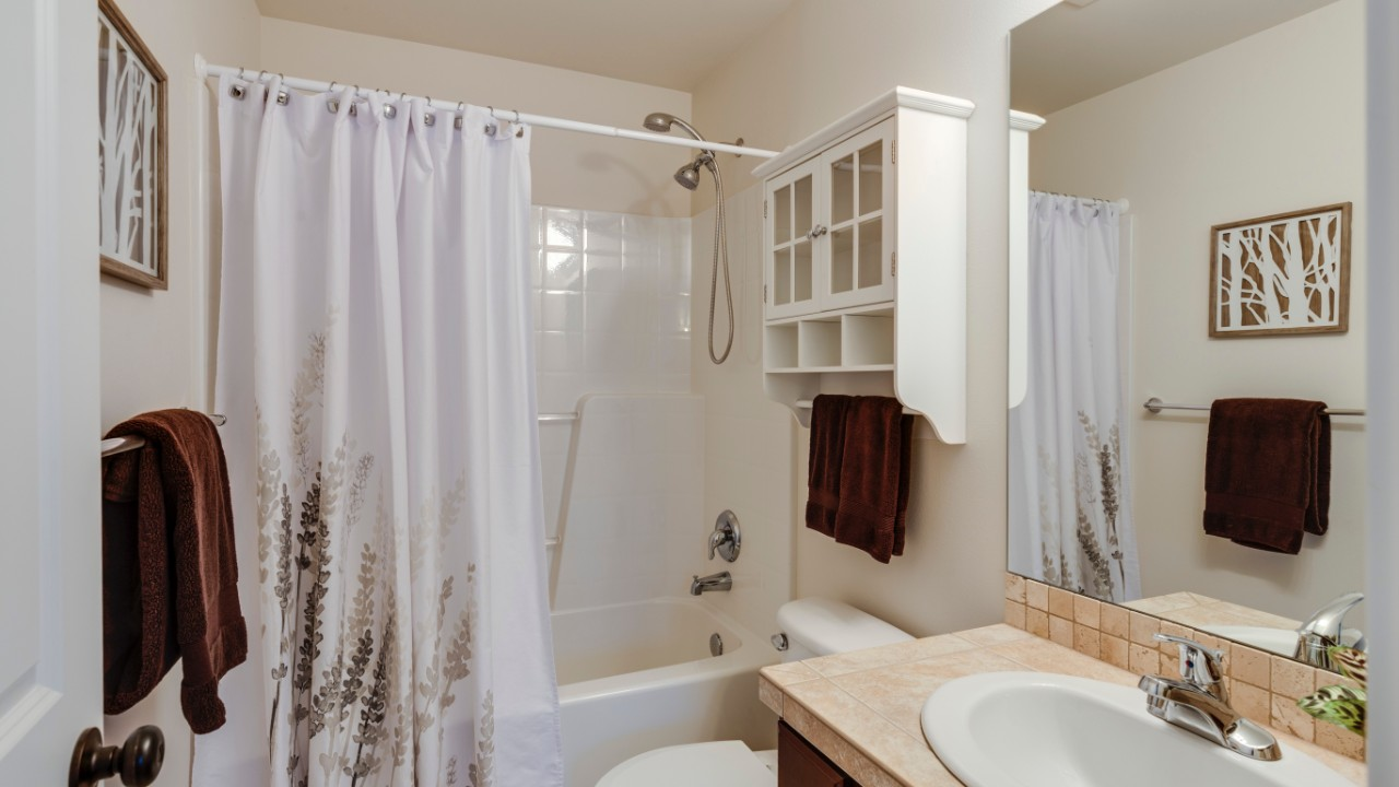 the best shower curtain rods that you