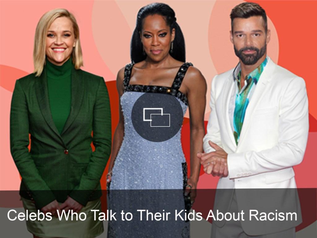 celebs parents racism