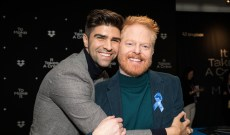 Jesse Tyler Ferguson & Justin Mikita Welcome First Child, Baby Beckett