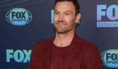 Brian Austin Green Has a Pretty Positive Attitude About Co-Parenting With Megan Fox
