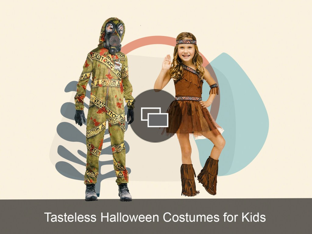 Inappropriate Halloween Costumes
