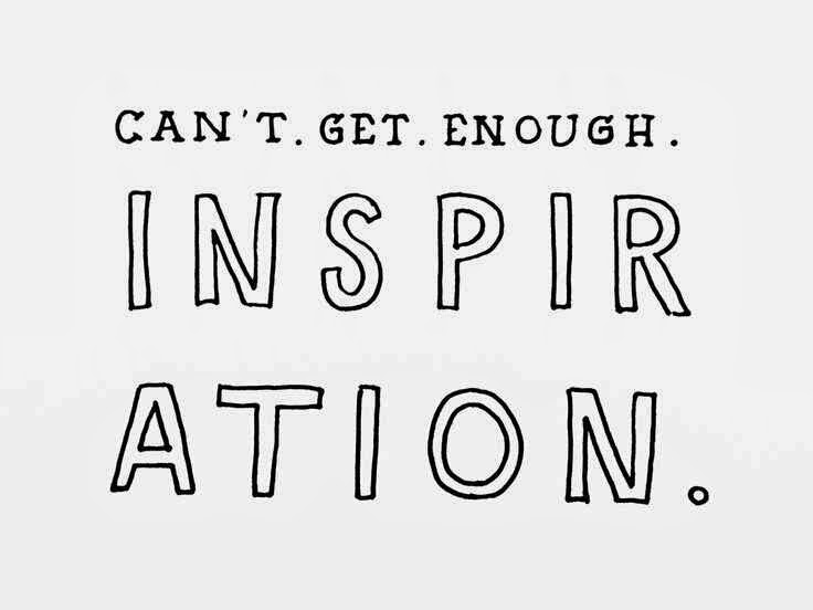 Little Bits of Inspiration #1