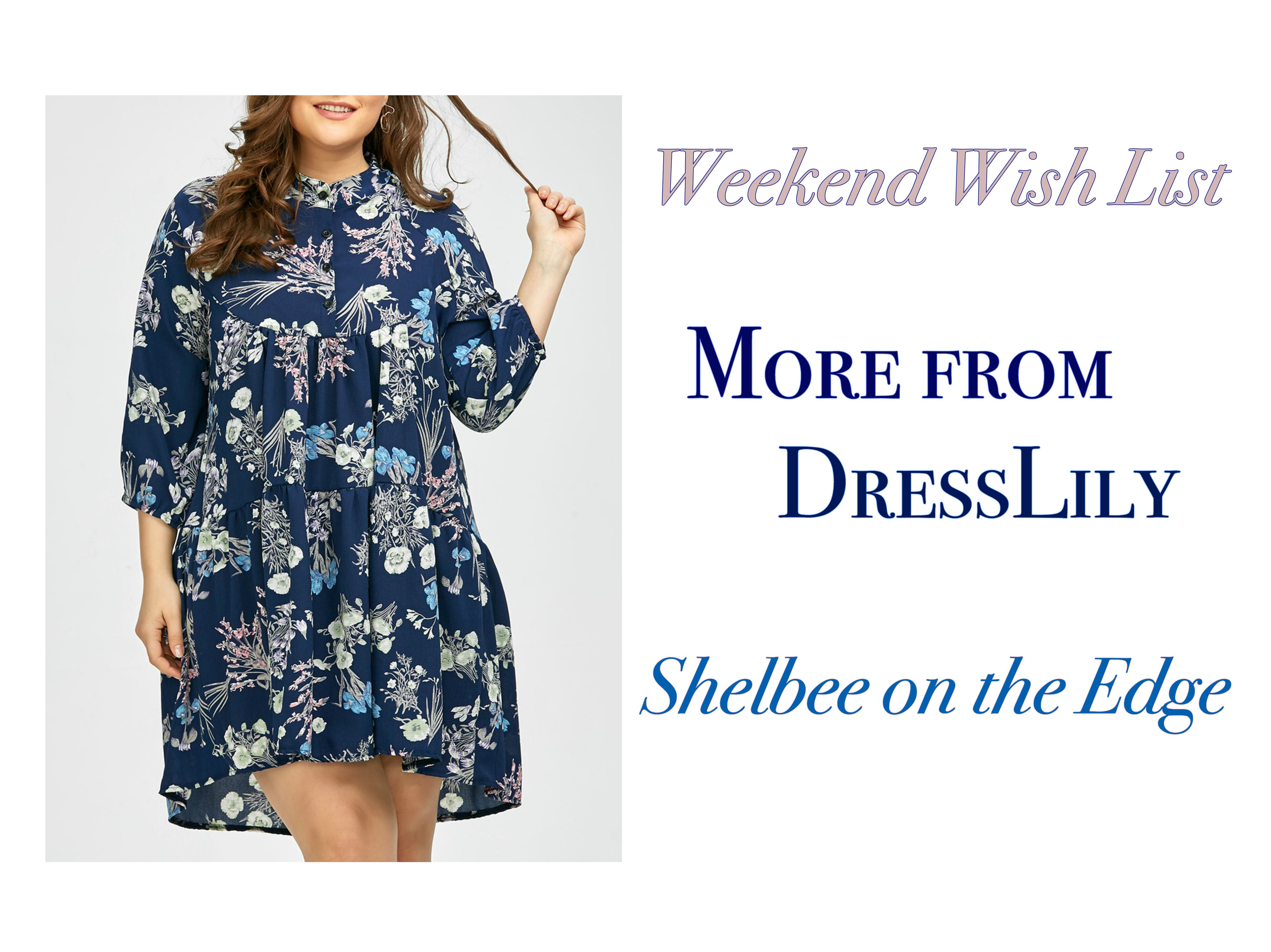 Weekend Wish List: More From DressLily