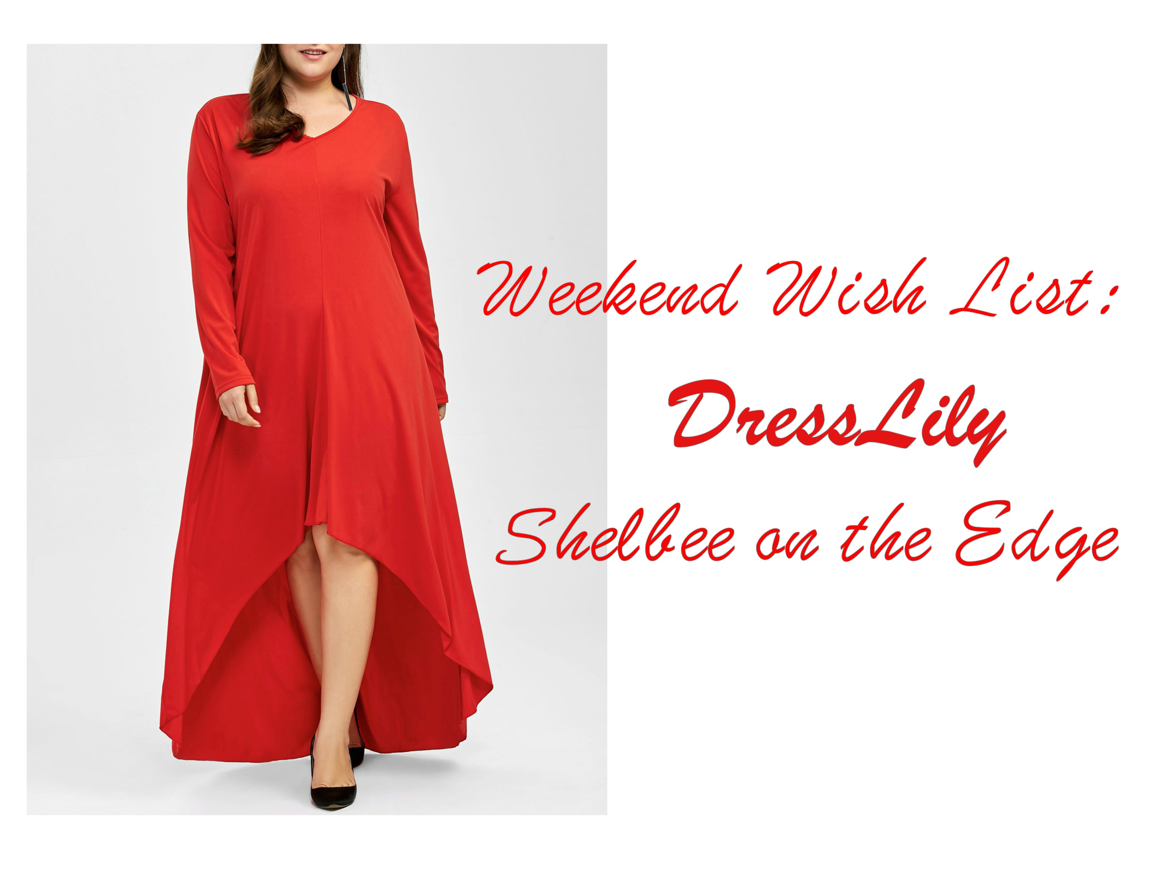 Weekend Wish List: DressLily