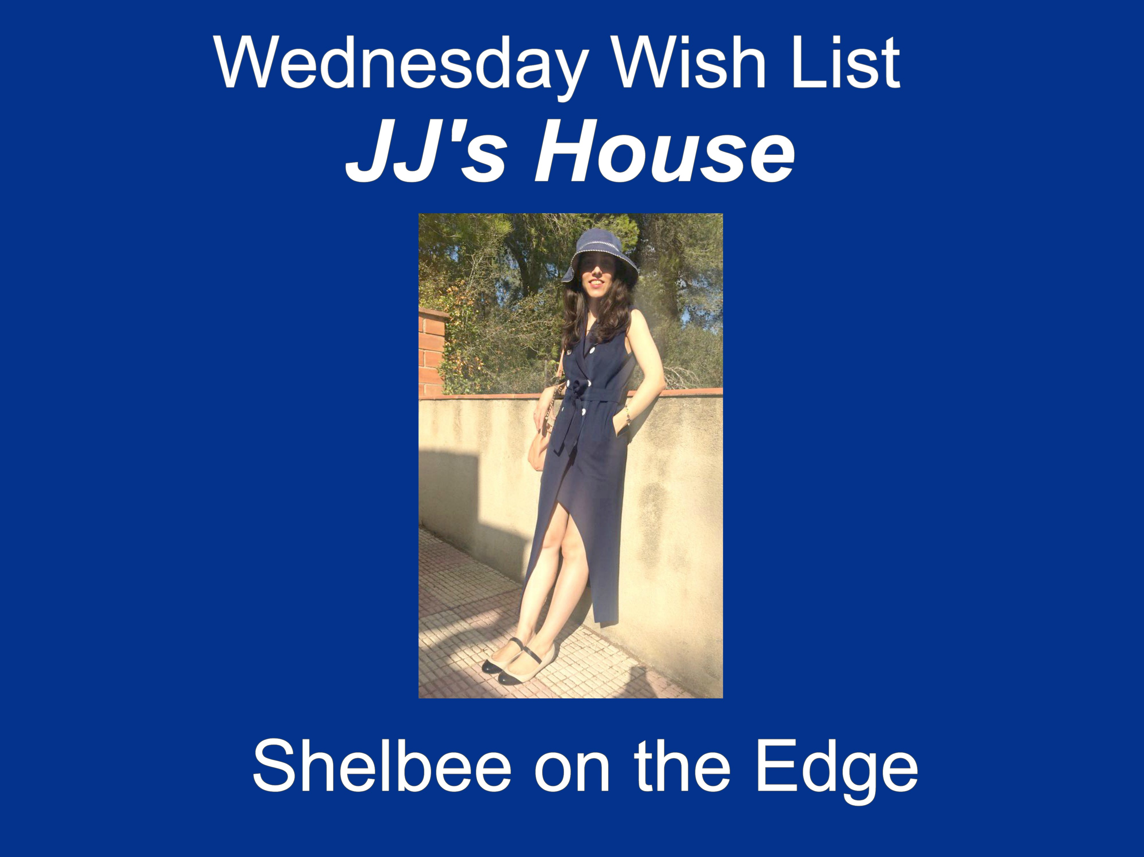 Wednesday Wish List: JJ's House & Giveaway Winner