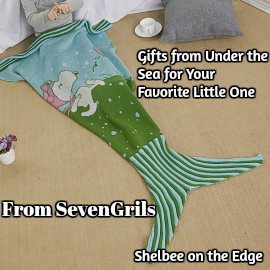 Gifts from Under the Sea for Your Favorite Little One