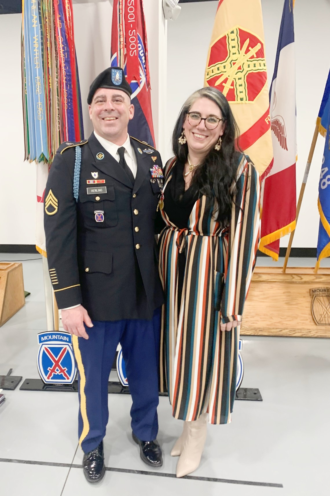 Army retirement, Shelbee on the Edge