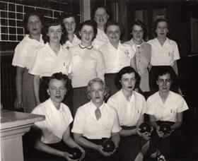 Women's Team 1950