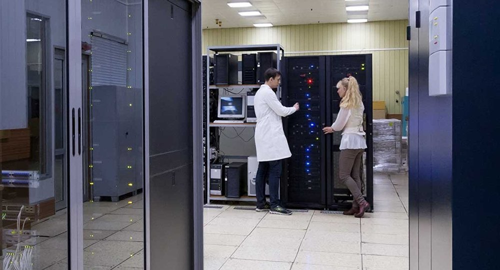 Scientists have expressed hope that a new Russian supercomputer will significantly boost the complex theoretical and experimental research in the field of nuclear physics