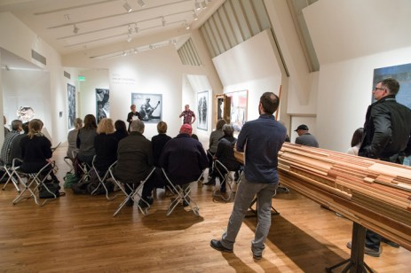 APEX: Shelby Shadwell / Portland Art Museum – 11/29/15 at
