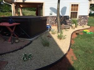 Gardening Siding