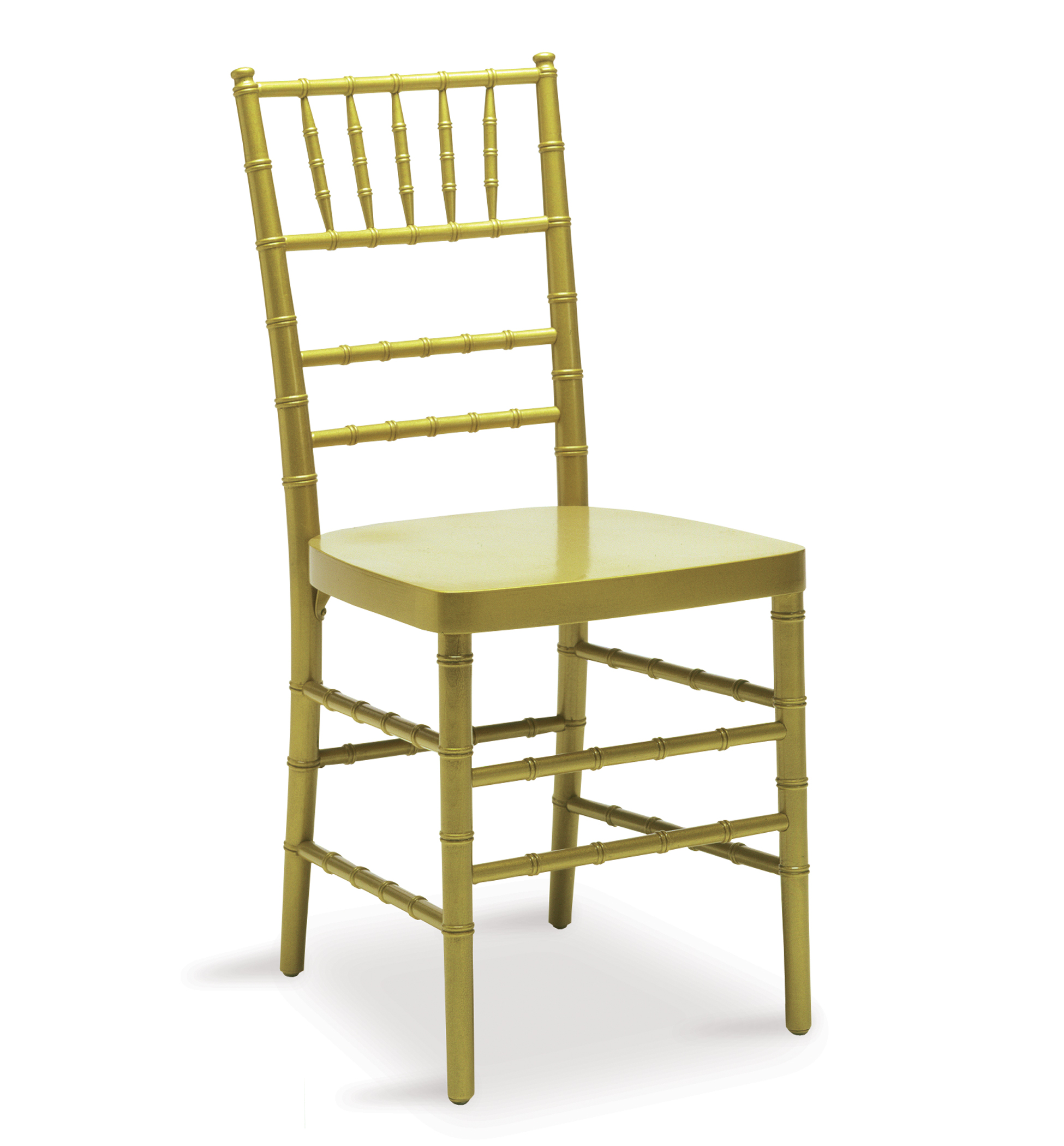 Chivari 65 Stacking Wood Side Chair