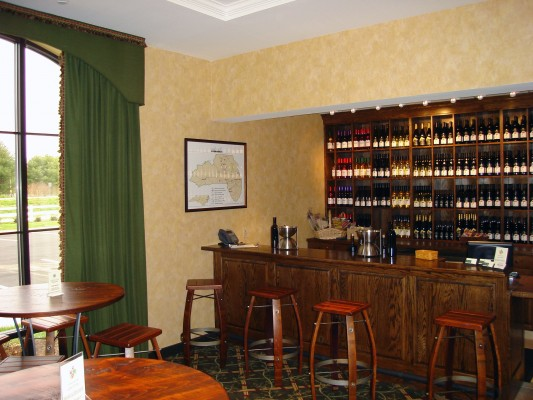Image result for pictures of hampton inn dobson wine tasting room