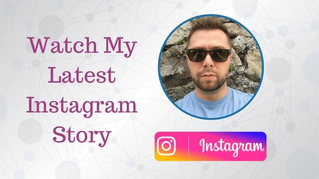 Sheldon Payne - Instagram Stories