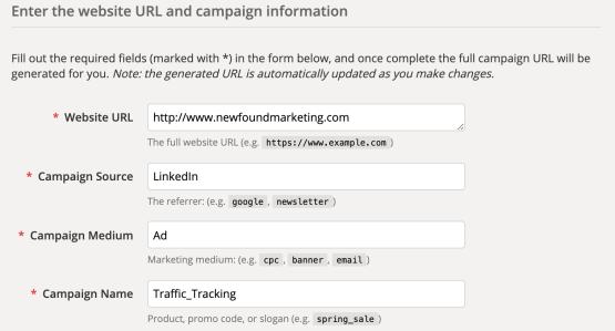 Track Google My Business in Google Analytics