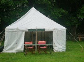 The Poultry Tent