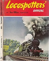 On Ian Allan's 1960 Locospotters' Annual an ex-Great Western Railway Castle Class 4-6-0 locomotive is seen hard at work with the Capitals United Express.