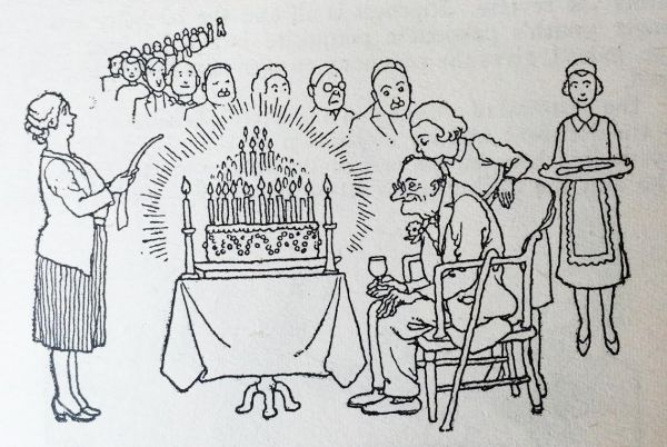 A Very Heath Robinson Birthday