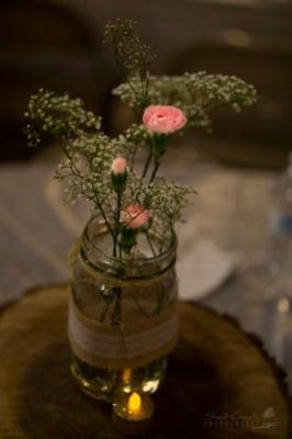 Simple, rustic florals