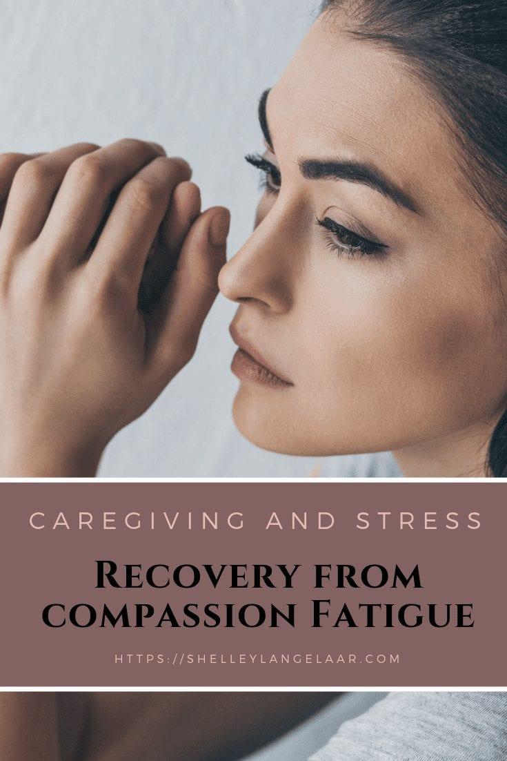 Caregiving and Stress – Compassion Fatigue