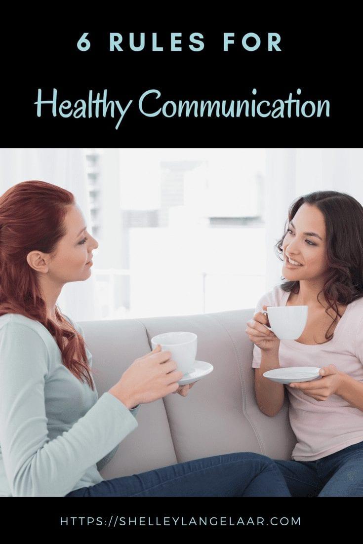 6 Strategies for better communication