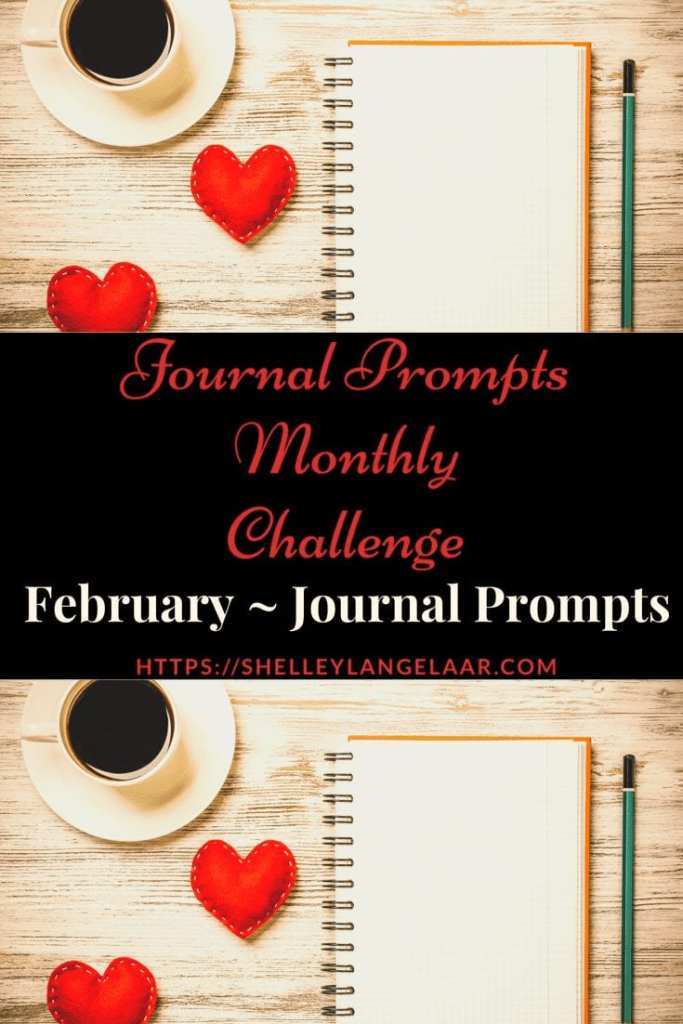February self discovery journal prompts