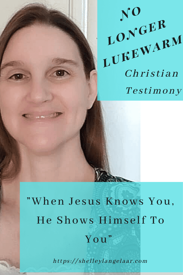 Christian Testimony ~ Angela ~ No Longer Lukewarm