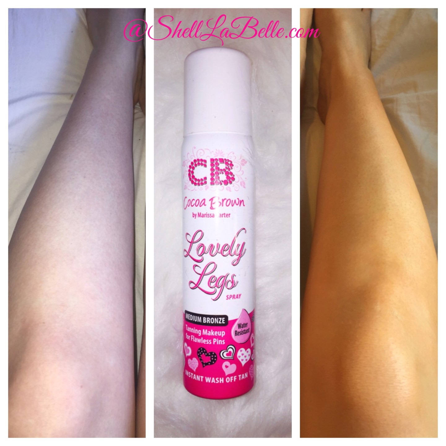 Cocoa Brown Lovely Legs Review